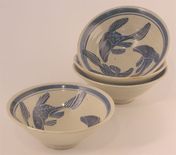 Footed Bowl-ALL ARE SOLD!