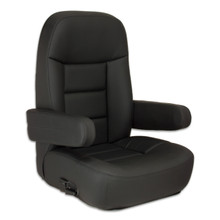 Mariner Pilot Helm Seat Black