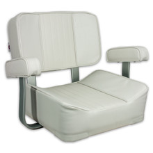 Deluxe Captain's Chair with Armrest