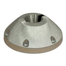 Taper-Lock Floor Base w/Flat Top