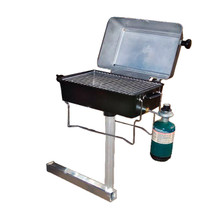 BBQ Grill with Hitch Mount