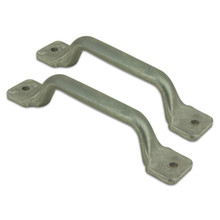 Stern Handle Die Cast 7-1/2""