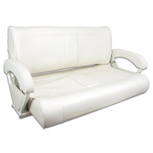 Double Bucket Seat off White