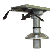 "Mainstay Thru-The-Deck Pedestal with Seat Mount 8.75""-14.5"""