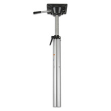 """Plug-In Keyed Power Rise Stand-Up Pedestal 22.5"""" to 29.5"""""""
