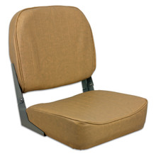 Fold Down Seat Tan