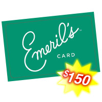 $150 Emeril's Gift Card