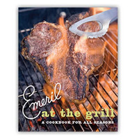 Emeril At The Grill Cookbook