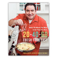 Emeril 20-40-60 Cookbook