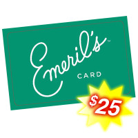 $25 Emeril's Gift Card