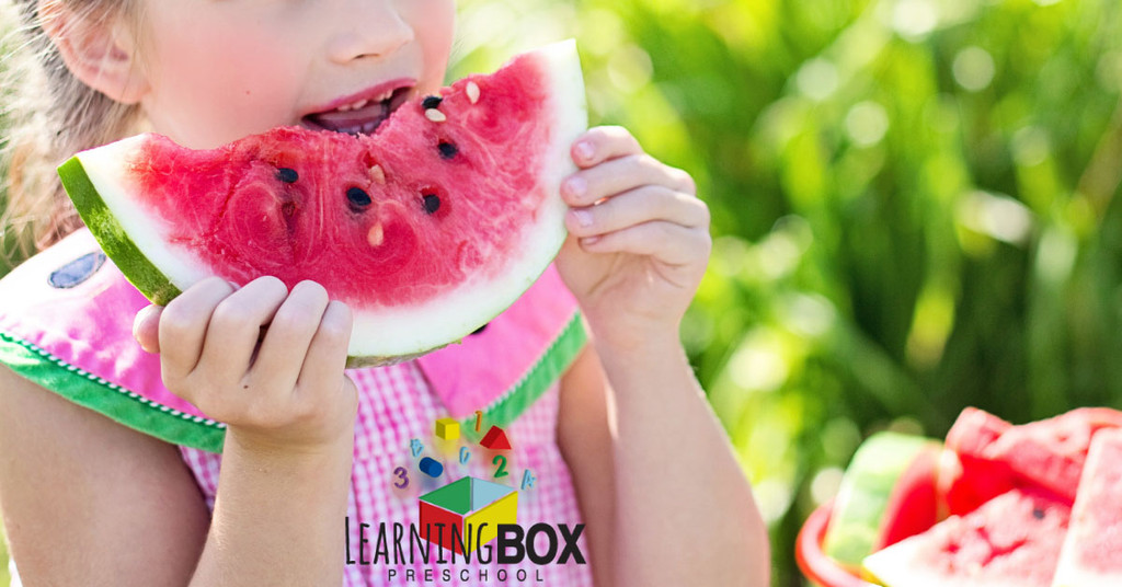 Building Healthy Preschoolers to Last a Lifetime
