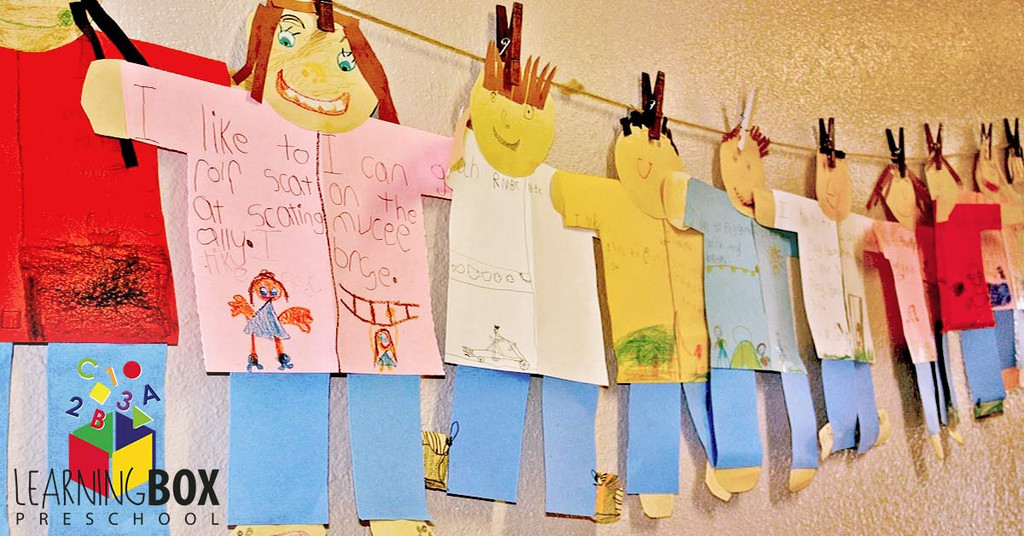 Preschool Art Projects are Both Educational and Expressive