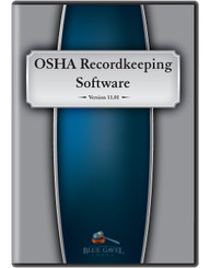 OSHA Recordkeeping CD - v11.1 - 1 to 3 Users