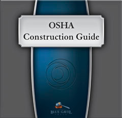 OSHA Guide for the Construction Industry - 20th Ed. - 30th Year