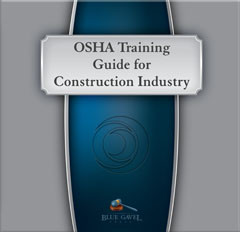 OSHA Training Guide - Construction - 10th Ed. - 29th Year