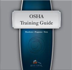 OSHA Training Guide - 18th Ed. - 30th Year