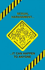 Preventing Sexual Harassment for Employees Poster