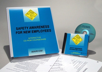 Safety Awareness for New Employees CD-ROM Course