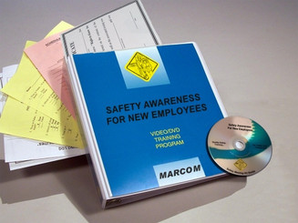 Safety Awareness for New Employees DVD Program
