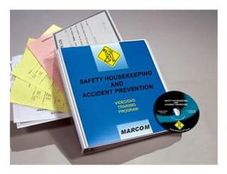 Safety Housekeeping & Accident Prevention DVD Program