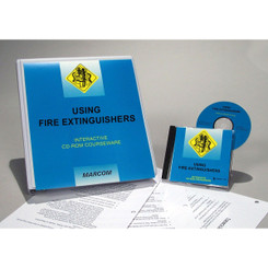 Using Fire Extinguishers Interactive CD-ROM Course