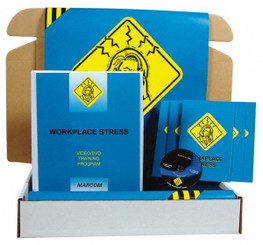 Workplace Stress Safety Meeting Kit