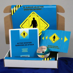 Active Shooter: Surviving an Attack Safety Meeting Kit