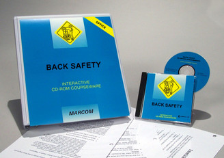 Back Safety in Office Environments CD-ROM Course