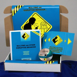 Bullying and Other Disruptive Behavior: for Managers and Supervisors Safety Meeting Kit