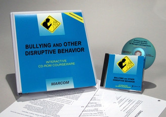 Bullying and Other Disruptive Behavior: for Managers and Supervisors CD-ROM Course