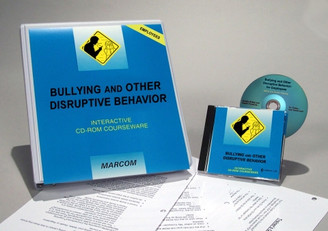 Bullying and Other Disruptive Behavior: for Employees CD-ROM Course