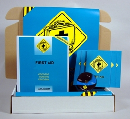 First Aid in Construction Environments Construction Safety Kit