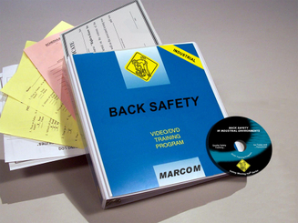 Back Safety in Industrial Environments DVD Program