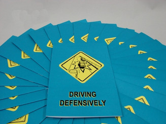 Driving Defensively Employee Booklet (Pack of 15)