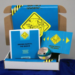 Driving Safety: The Basics Safety Meeting Kit