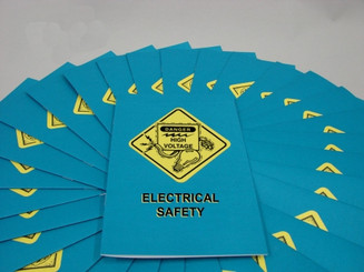 Electrical Safety Employee Booklet (Pack of 15)