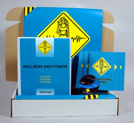 Fitness & Wellness Safety Meeting Kit