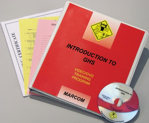 Introduction to GHS (The Globally Harmonized System) Regulatory Compliance DVD Program