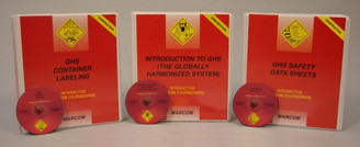 The Globally Harmonized System (GHS) in Construction Environments Three Part Package CD-ROM Courses