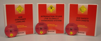 The Globally Harmonized System (GHS) Three Part CD-ROM Course Package
