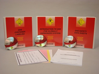 The Globally Harmonized System (GHS) Three-Part DVD Package