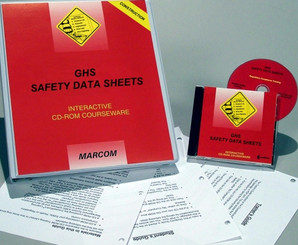 GHS Safety Data Sheets in Construction Environments CD-ROM Course