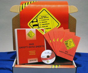 GHS Safety Data Sheets in Construction Environments  Kit