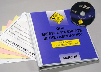GHS Safety Data Sheets in the Laboratory DVD Program