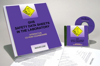 GHS Safety Data Sheets in the Laboratory Interactive CD-ROM Course
