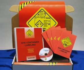 GHS Container Labeling Regulatory Compliance Kit