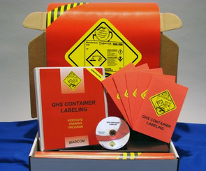 GHS Container Labeling... in Construction Environments  Construction Safety Kit