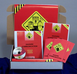 Hazard Communication in Auto Service Facilities Regulatory Compliance Kit