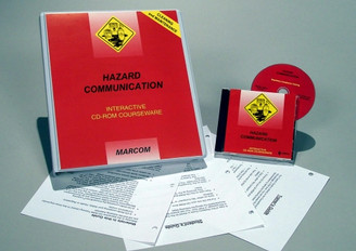 Hazard Communication in Cleaning & Maintenance Operations CD-ROM Course