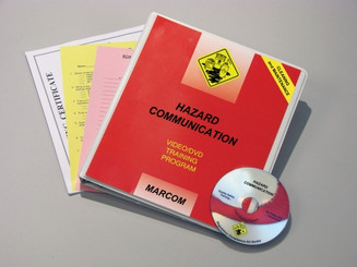Hazard Communication in Cleaning & Maintenance Operations DVD Program